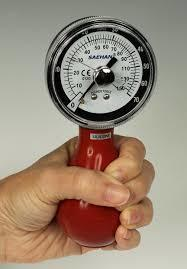 Saehan bulb squeeze dynamometer