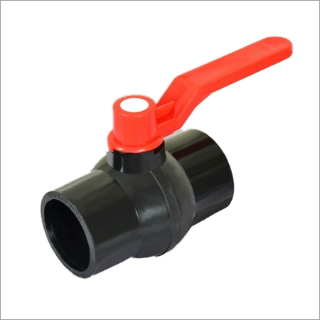 PP Ball Valve Long Handle