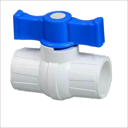 UPVC Ball Valve Short Handle