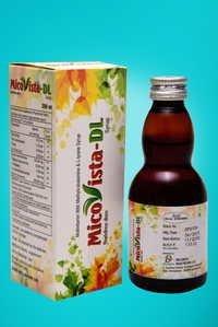 L Lysine 150, Thiamine 10,  D Panthenol 5 , Pyridoxine 3 , Methyl Codalamine 500 Mcg.
