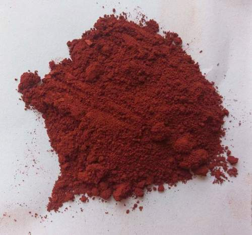 Red Irone Oxide