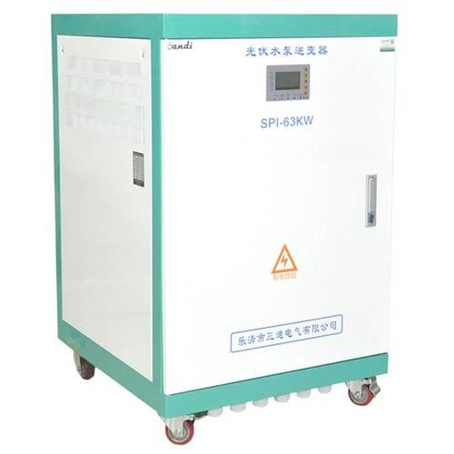 63kw Solar Water Pump Inverter with MPPT