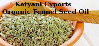 Organic Fennel Seed Oil