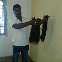 Temple Natural Wavy Hair