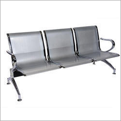 Colador Metal Perforated Three Seater Sofa