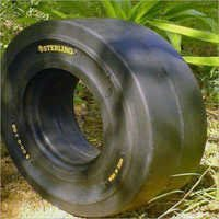 Plain Solid Tyre