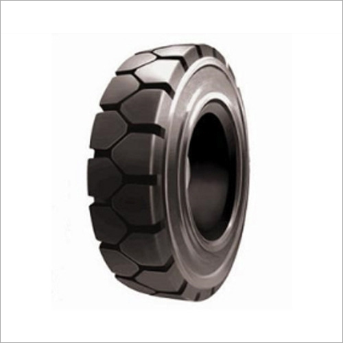 Pneumatic Shaped Solid Tyres
