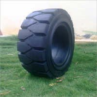 Solid Forklift Tires