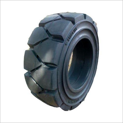 Super Elastic Forklift Tyres