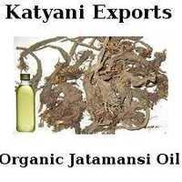 Organic Jatamansi Oil