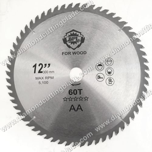 Wooden Cutting Blade