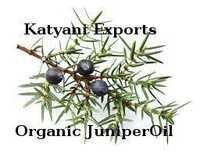 Organic Juniper Berry Oil