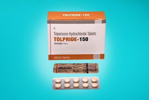 Tolperisone Hcl 150