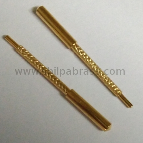 Brass Electrical Sensor Pin
