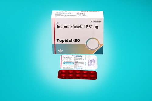 Topiramate 50 tablet