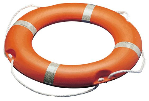 Life Buoy 4kg - IRS Approved