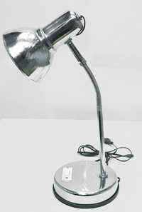 NEW CHROME Table Lamp