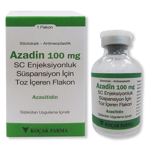 AZADIN 100 MG -1- VIAL -GENERIC VIDAZA-