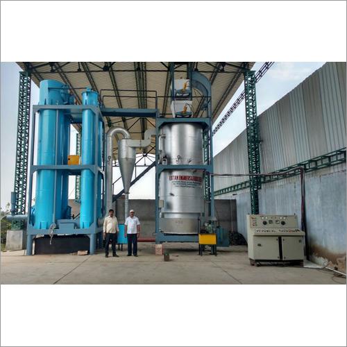 Gasifier Multifuel Plant