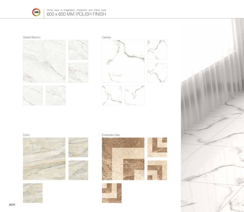 Decorative Living Room Wall Tiles Marble Concept
