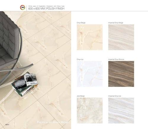 Polish Finish Floor Tiles