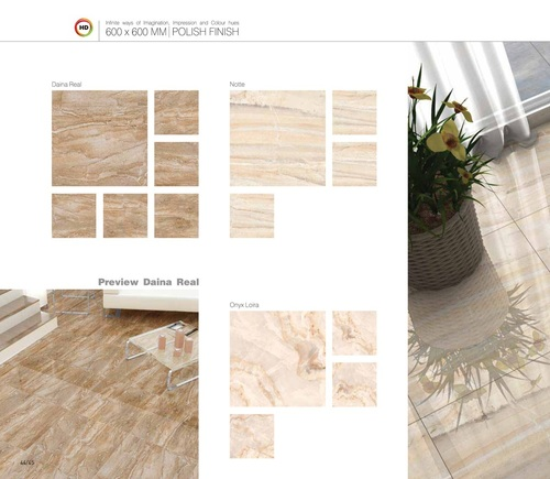 HD Polish Finish Marble Tiles
