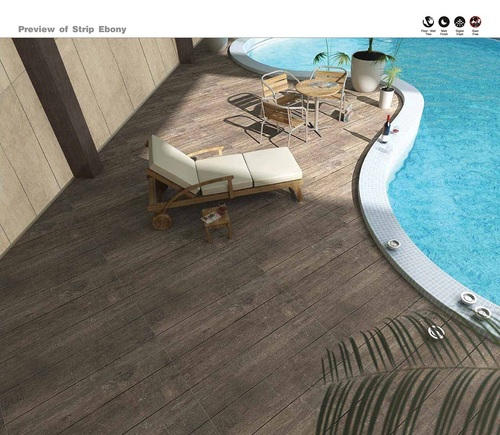 PGVT Floor Tiles For Swimming Pool