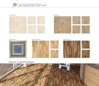 Ceramic Glazed Decoratiove Tiles