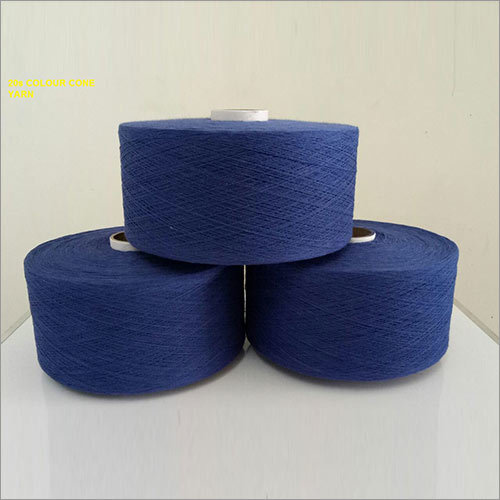 20s Colour Cone Yarn