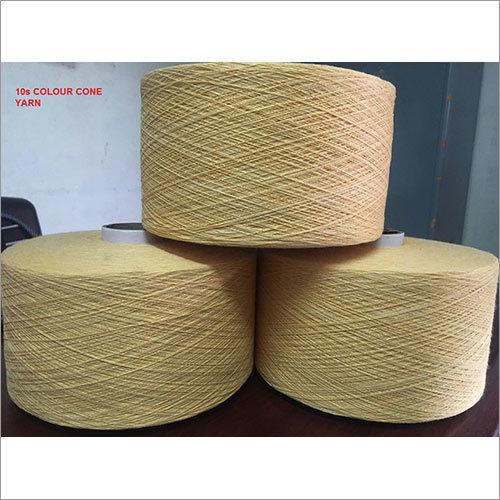 10s Colour Cone Yarn