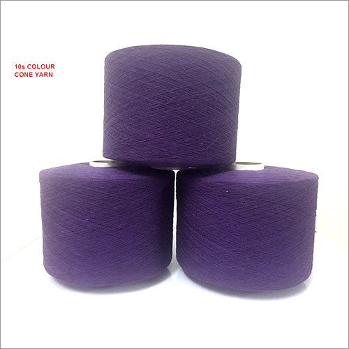 10s Colour Cone Yarn