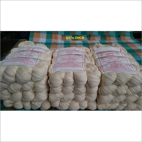 COTTON HANKS YARN