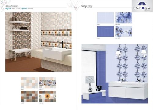 Glossy Series Designer Wall Tiles