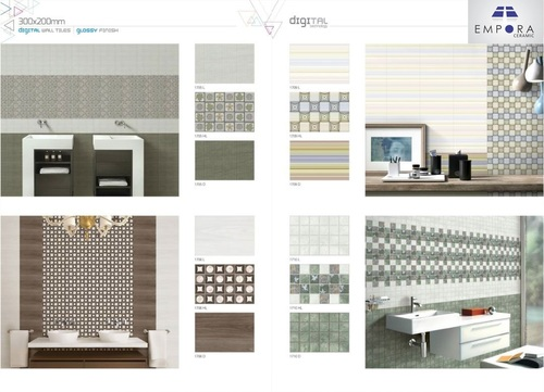 Exclusive Ceramic Digital Wall tiles 20x30