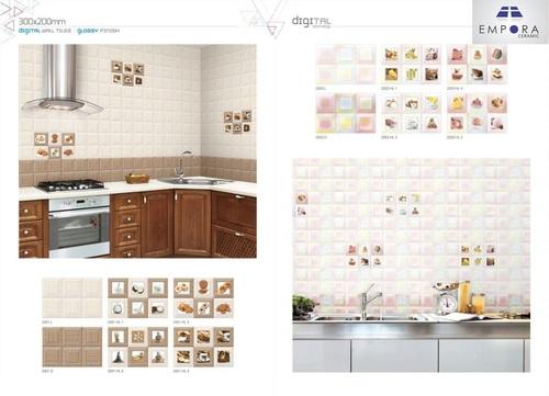 Exclusive Kitchen Tiles