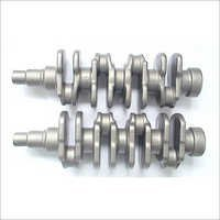 Tungsten Alloy for Crankshafts