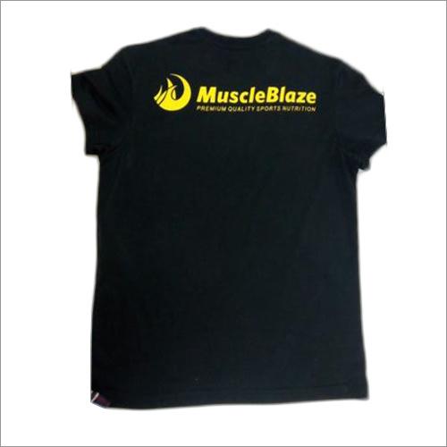 Mens Printed Corporate T-Shirt