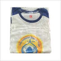Mens Round Neck Promotional T-Shirt