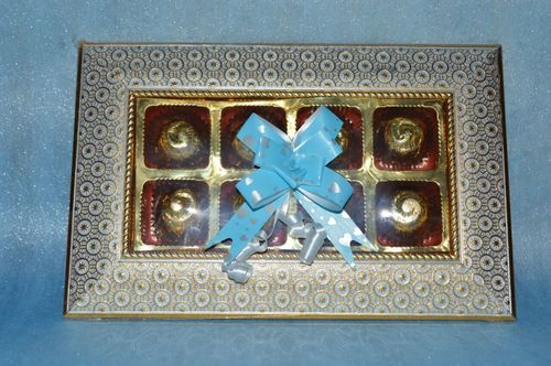 Traditional Chocolate Tray