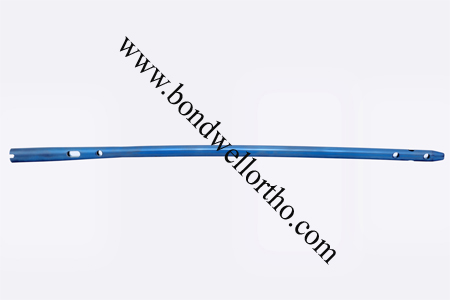 Orthopaedic Implants Cannulated Humerus Nail Dia 6 mm 7mm 8mm