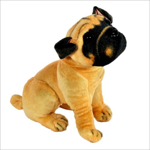 Pug Dog Plush Toy