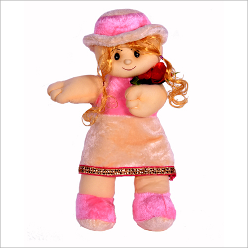 Baby Doll Soft Toy