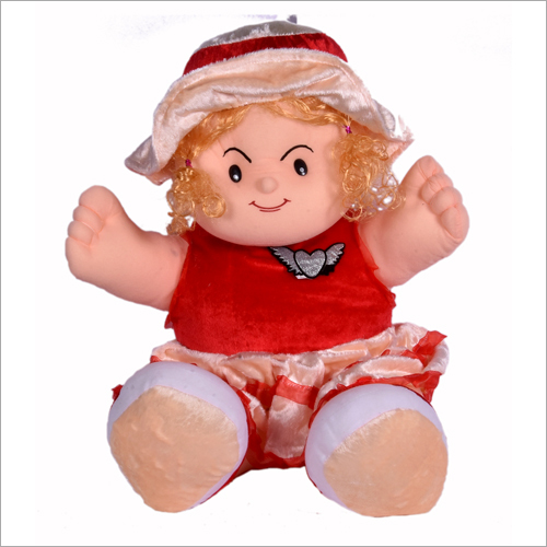 Stuffed Baby Doll Soft Toy