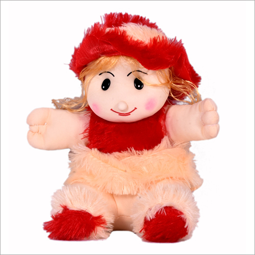 Poly Doll Soft Toy