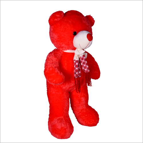 KC Red Teddy Bear