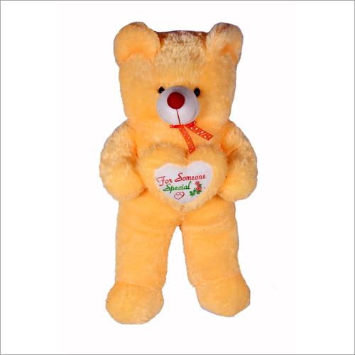 PG Charlie Yellow Teddy Bear