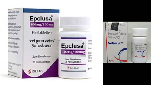 EPCLUSA-VELPANAT