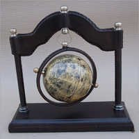 Metal World Globe