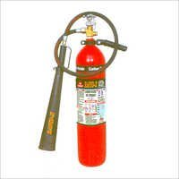 Carbon Di-Oxide Gas Base Portable Fire Extinguisher