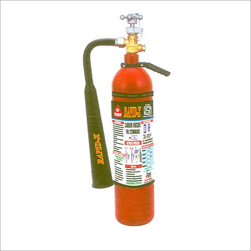Carbon Di-Oxide Gas Base Portable Fire Extinguisher